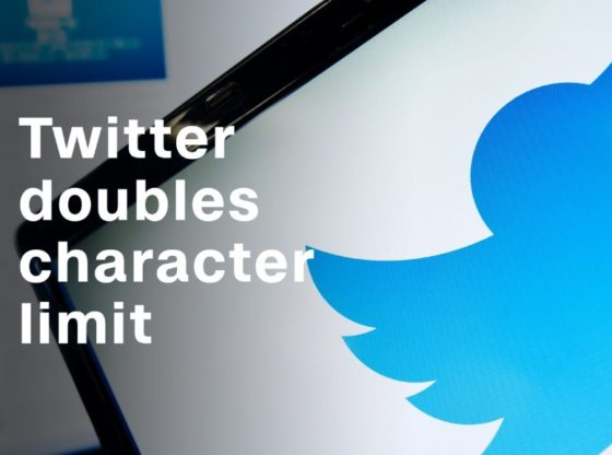 how to get 280 character count on twitter